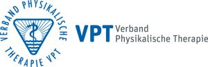 Logo gross VPT - Verband Physikalische Therapie